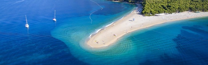 Enjoy All inclusive hotel Borak in Bol on the island of Brač